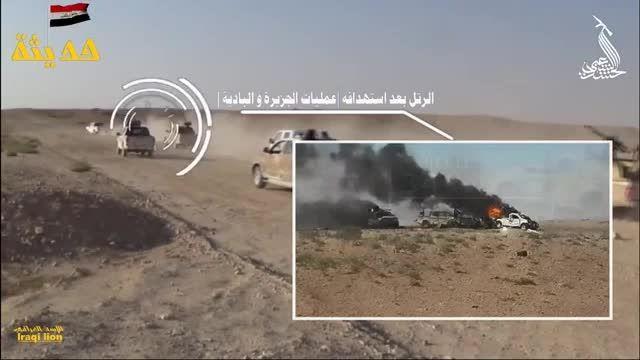 شکست عملیات داعش قبل از شروع