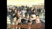 عزاداری روستای ورچه