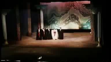 آهنگ و رقص زیبای ترکی داغستانی(روسیه) ♫♫♫