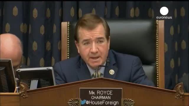 دفاع جان کری در کنگره آمریکا از توافق هسته ای با ایران