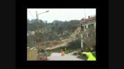 رانش وحشتناک زمین در ایتالیا
