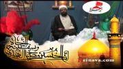 حجت الاسلام بندانی - در باب حرکت کاروان سیدالشهدا 5