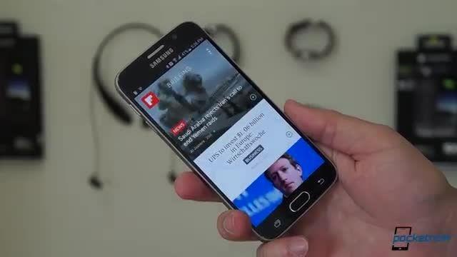 مقایسه و بررسی تخصصی LG G4 vs Galaxy S6