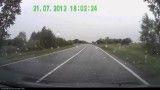 ۷ دقیقه تصادفات خودرو با  خودرو