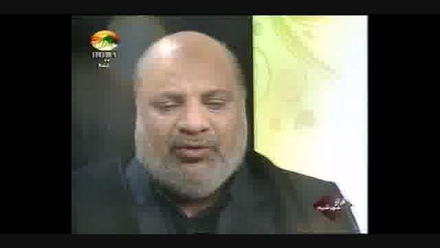 حاج حمید منتظر - شبکه ی جام جم 1(شهادت امام حسن مجتبی)