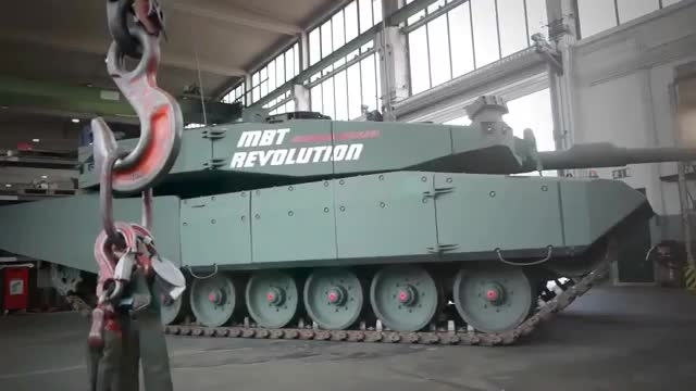 Rheinmetall Defence - Leopard 2 MBT Revolution