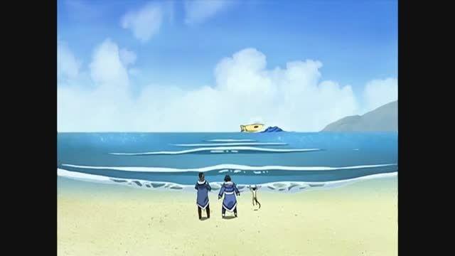 سریال کارتونی (آواتار Avatar) فصل 1 قسمت 4 دوبله فارسی