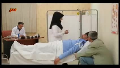 سریال در حاشیه مهران مدیری قسمت یازدهم
