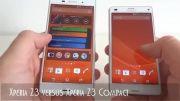 Sony Xperia Z3 versus Sony Xperia Z3 Compact