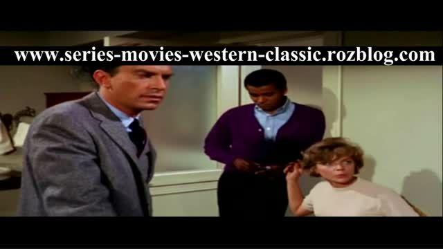 صحنه ای دوبله شده از سریال قدیمی بالاتر از خطر - 1966