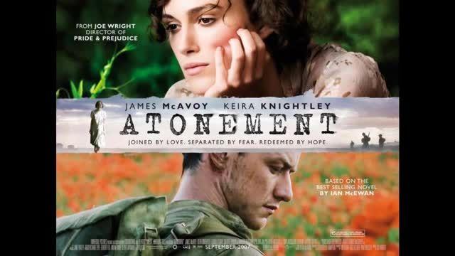 موسیقی متن بسیار زیبا فیلم تاوان: Atonement