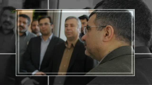 گزارش تصویری بازدید دکتر حریرچی از استان مرکزی -مهر1394
