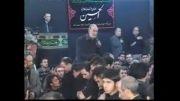 مرحوم سید مرتضی صاحبی در حسینیه ابن الرضا خوانسارعاشورا