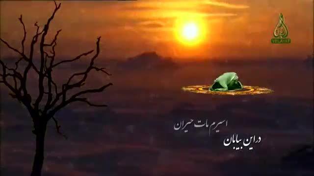 نماهنگ بسیار زیبا علی فانی به مناسبت میلاد امام رضا(ع)