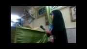 مسابقه قرآن مهر 93 - صبا موحدی مهر