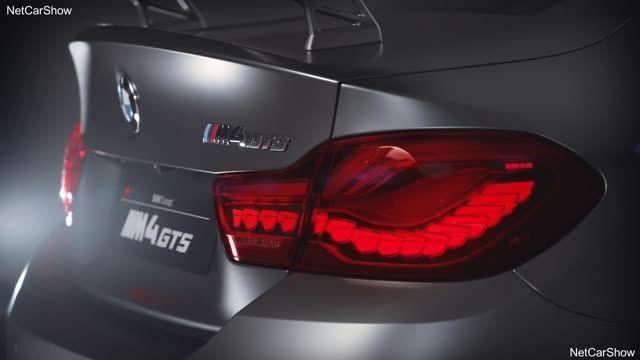 رسمی:بی ام دبلیو BMW Concept M4 GTS
