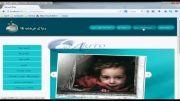 سایت موسسه خیریه با php و پایگاه داده mysql
