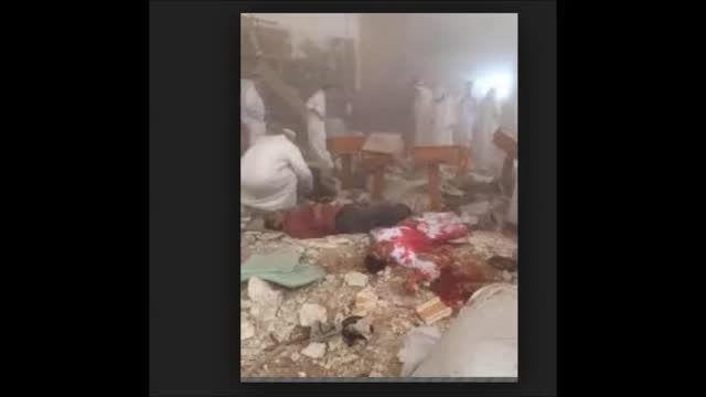 انفجار مساجد، معابد و مزارات توسط داعش تا کجا ؟ سوریه