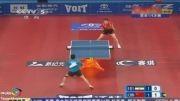 بازی دیدنی نوشاد عالمیان برابر وانگ لی چین
