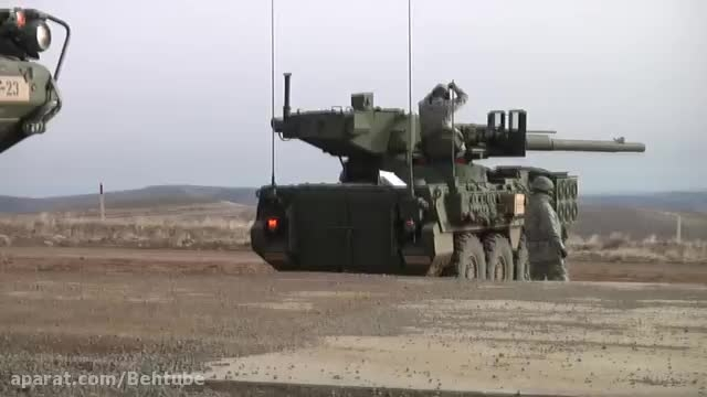 The Stryker the World Most Polyvalent Armored