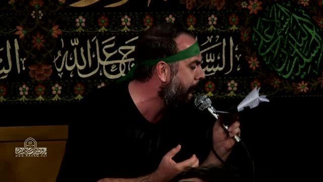 حاج محمود کریمی و حاج محمد کمیل شب ششم محرم 94 شور 3