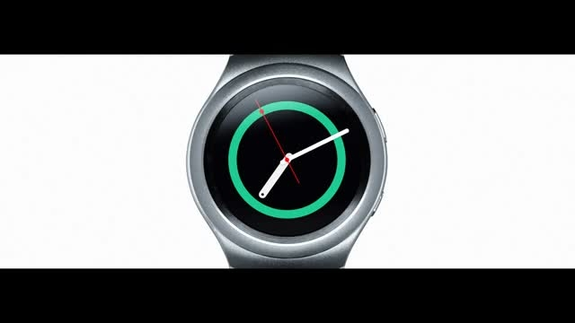 ویدئو معرفی ساعت هوشمند Gear S2 سامسونگ