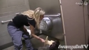 دوربین مخفی ترسناک دستشویی