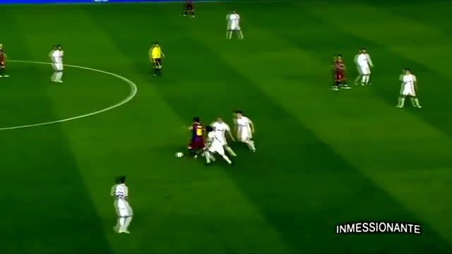 برترین دریبل ها و حرکات لیونل مسی در تیم ملی و بارسا|HD
