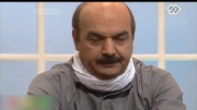 صحبت کردن فامیل دور بجای اقای مجری (واقعا خنده دار)