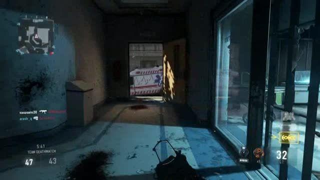 گیم پلی مولتی پلیر بازی COD Advanced Warfare در PS4