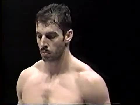 مبارزه اَندی هوگ و دنیس لِین 1995