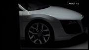 تیزر تبلیغاتی آئودی R8 مدل 2015