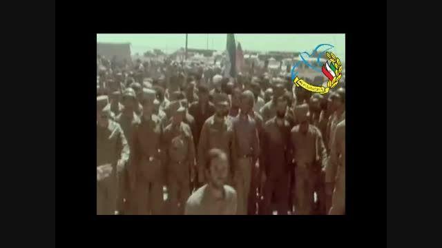 شهید ظهیر نژاد-شهید فلاحی-شهید نامجو در جبهه های جنگ