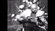 نوازندگی تار توسط استاد بی همتای تار دنیا، جلیل شهناز
