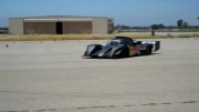 Rhys Millen Testing Hyundai Genesis PM580 at El Toro