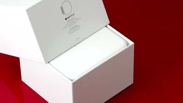 جعبه گشایی اپل واچ