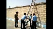 دانش آموزان سازمان آتش نشانی