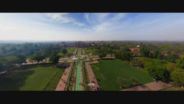 تور مجازی - تاج محل - هند