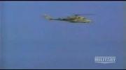 ششمین بالگرد برتر MI-24 HIND معروف به اَرّابه ی مرگ روسیه