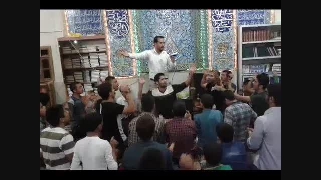 میلاد امام جواد(ع) مداح علی اصغر بهمنی مرودشت