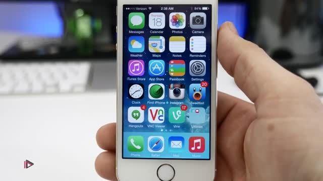 بررسی ویژگی های سیستم عامل iOS 8