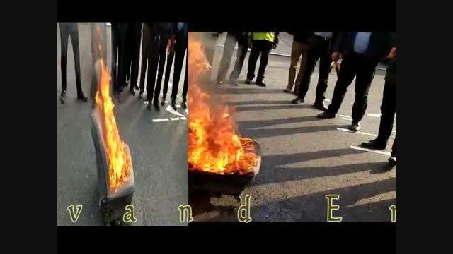 مقایسه کپسول آتش نشانی و اسپری Tundra