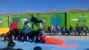 حرکات پارکور از شاگردان سیاوش جهانی معروف به سیا پارکور از یاسوج و بیضا فارس