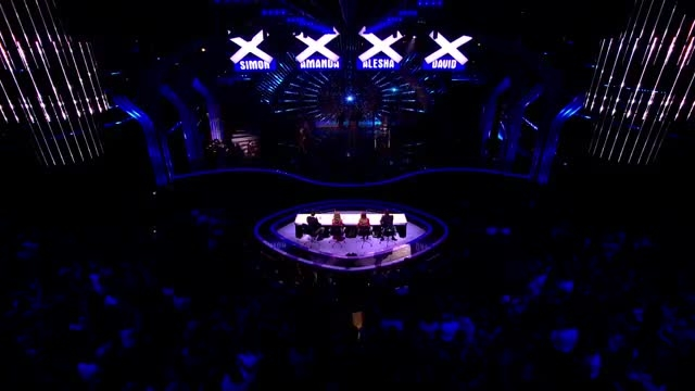 Light Balance are switched on | Britain's Got Talent 20