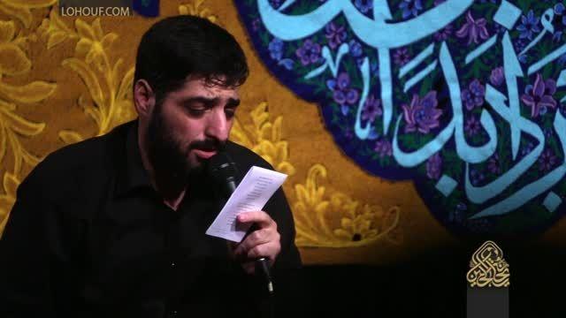 شب دوم محرم الحرام1394/زمینه/حاج سید مجید بنی فاطمه