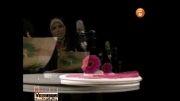 متن خوانی مژده لواسانی و یه زن با صدای فرزاد فرزین