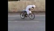 تی کاف با دوچرخه