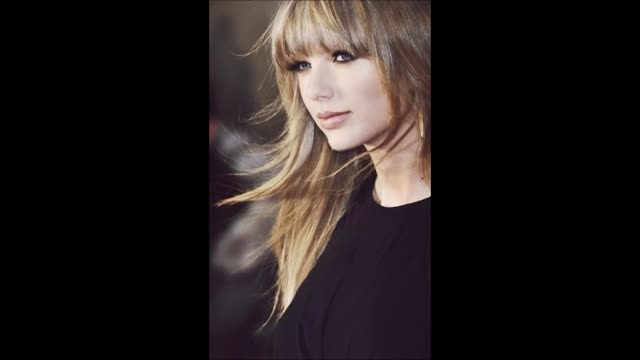 taylor swift-you belong with me
