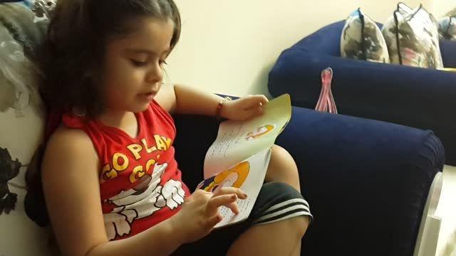 توصیه های ایمنی این عروسک خانوم به زبان کودکانه