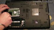 آموزش تعویض هارد لب تاپ ایسر مدل Acer TravelMate 5760G